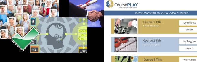 Opus CoursePlay LMS Authoring Tool - Digital Workshop