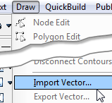 Import Vector Image
